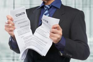 Расторгнуть договор страхования