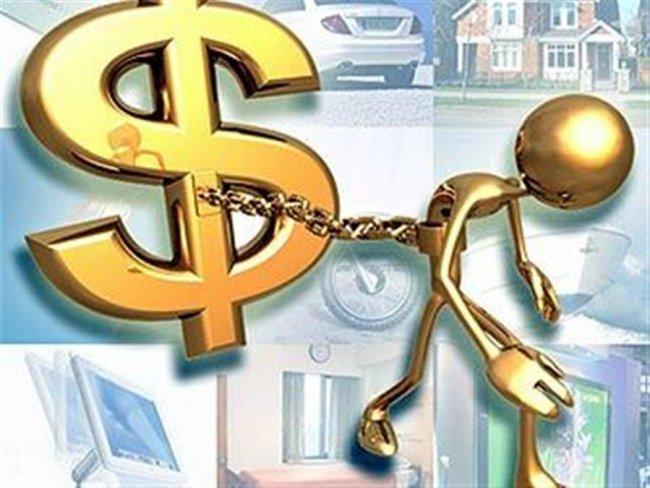Просрочки по кредитам
