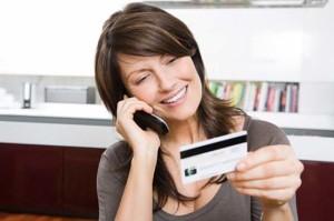 Погашение кредита через банковскую карту