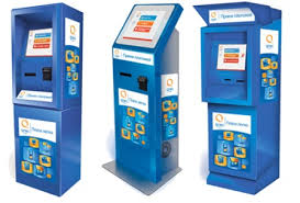 Платежные терминалы уступают рынок интернету