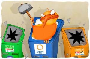 Санкции в отношении QIWI