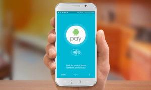 Как работает система Android Pay