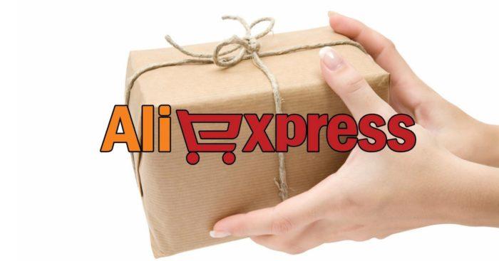 информация про заказы на Алиэкспресс