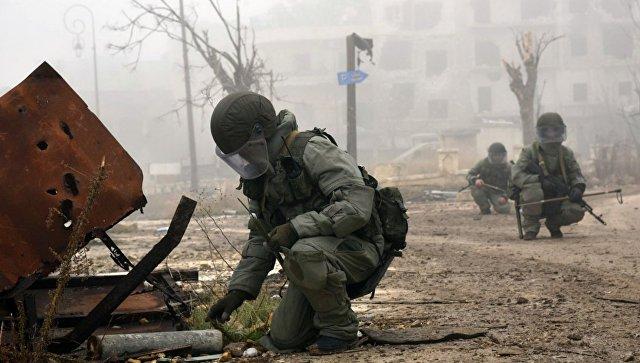 История конфликта вСирии